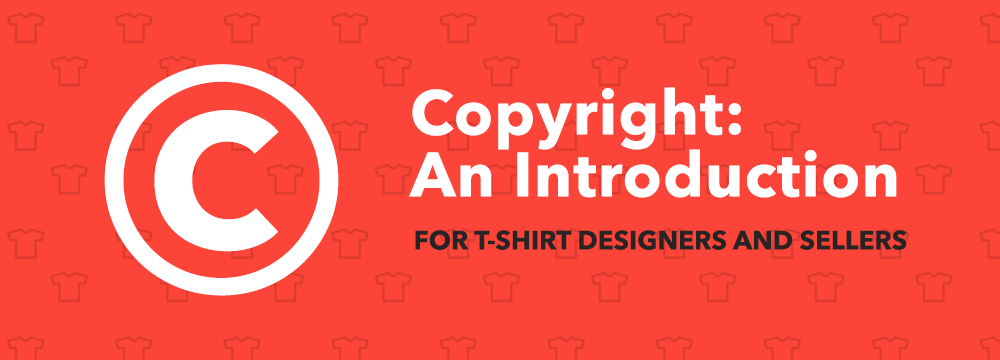 Copyright T-Shirt Design