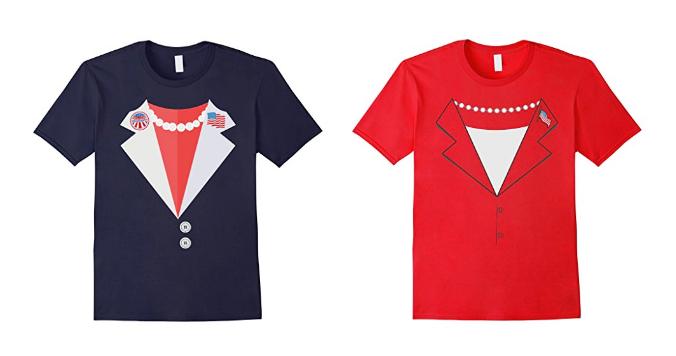 Hillary Pantsuit T-Shirts