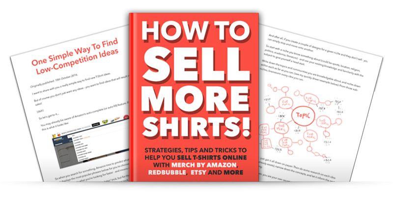 How to sell more shirts strategies tips and tricks to for How to sell t shirts
