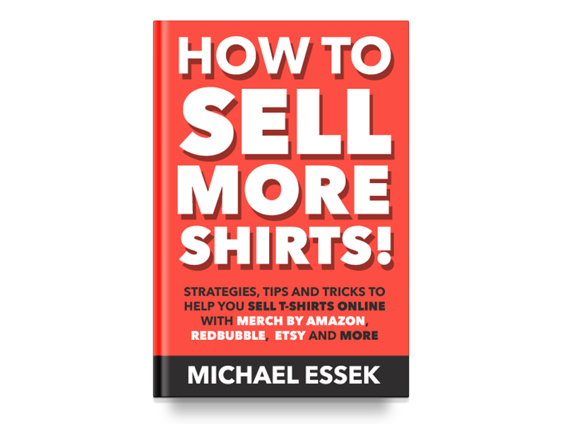 Sell More Shirts ebook