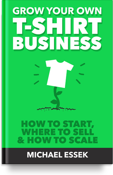 Online T-Shirt Business Book