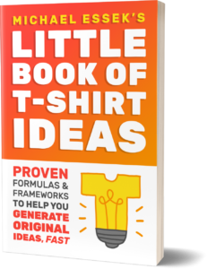 T-Shirt Design Ideas Book