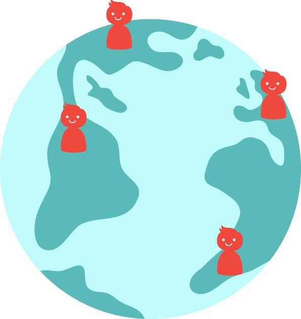 Pod Fulfillment International Locations