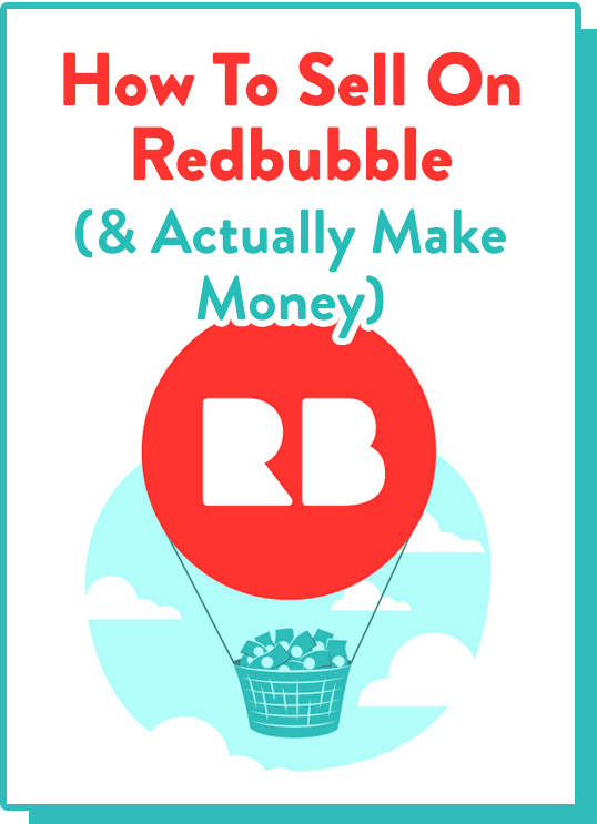 Redbubble guide PDF