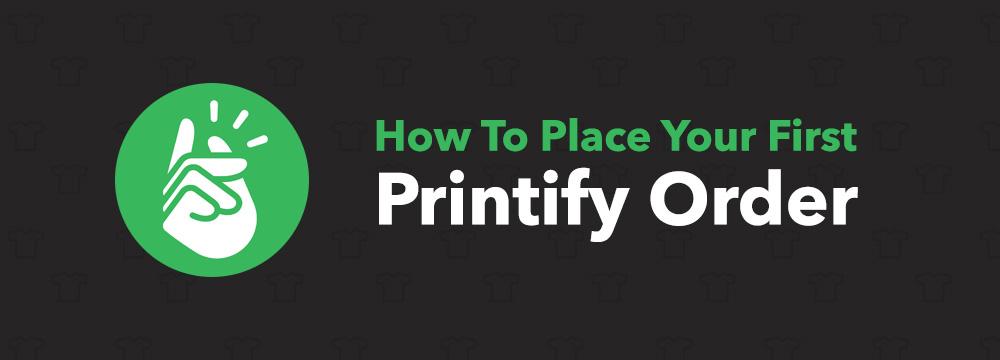 Printify Sample Order