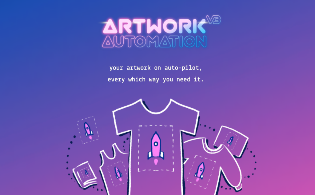Artwork Automation Michael Essek