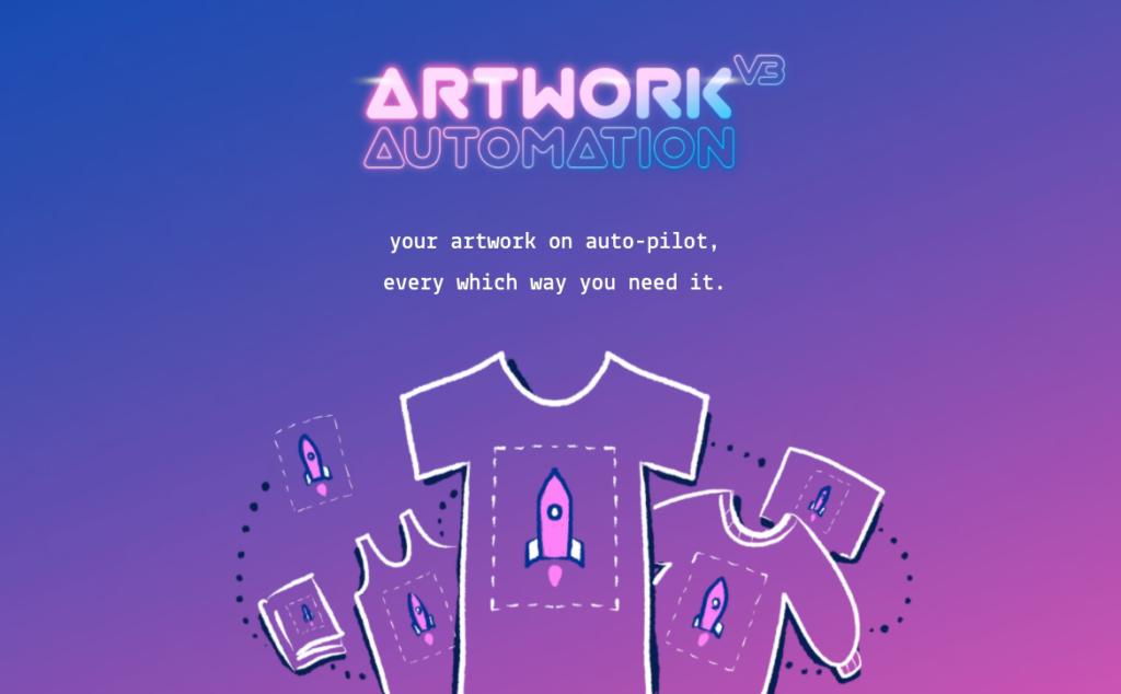 Artwork Automation Michael Essek