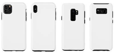 Merch by Amazon Phone Case Artwork Templates